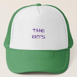 Casquette Les années 80