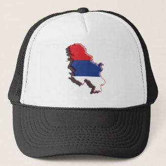 Casquette L'Europe : La Serbie