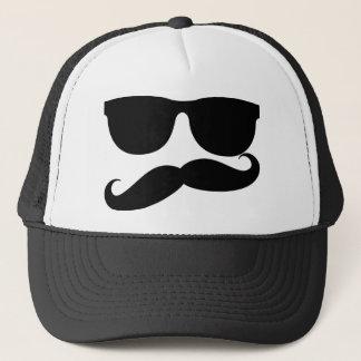 Casquette L'homme de moustache