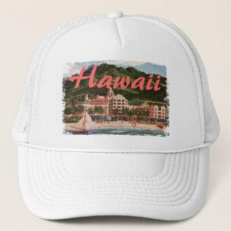 Casquette L'hôtel hawaïen royal