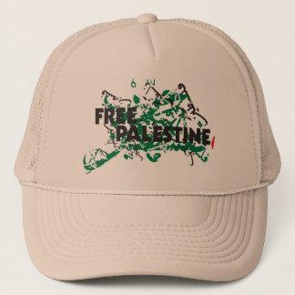 Casquette libre de kakis de la Palestine