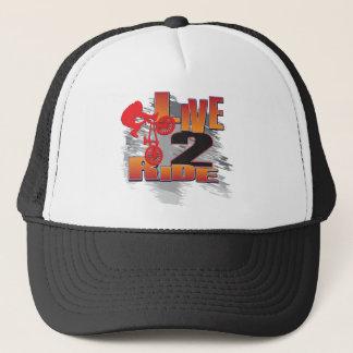 CASQUETTE LIVE-2-RIDE-BMX