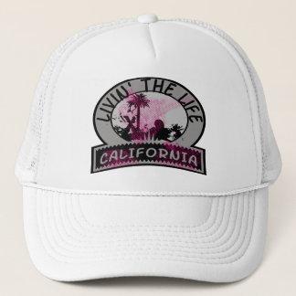 Casquette Livin la vie de la Californie