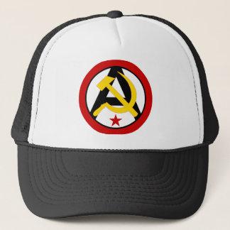Casquette logo Anarcho-communiste