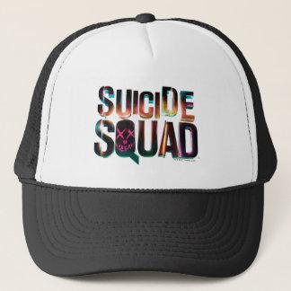 Casquette Logo coloré de lueur du peloton | de suicide