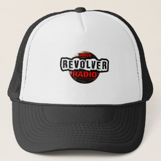 Casquette Logo de radio de revolver de WRVR