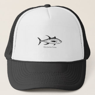 Casquette Logo de thon de truite saumonnée