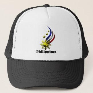 Casquette Logo philippin original. Mabuhay Pilipinas !