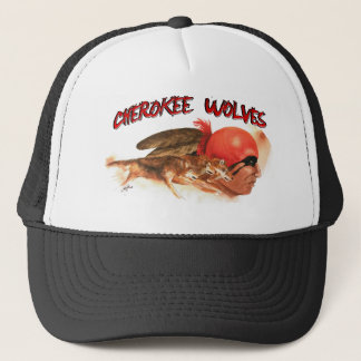 Casquette Loups cherokee
