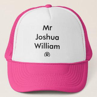 Casquette M. Joshua William