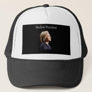 Casquette Madame le Président style 2