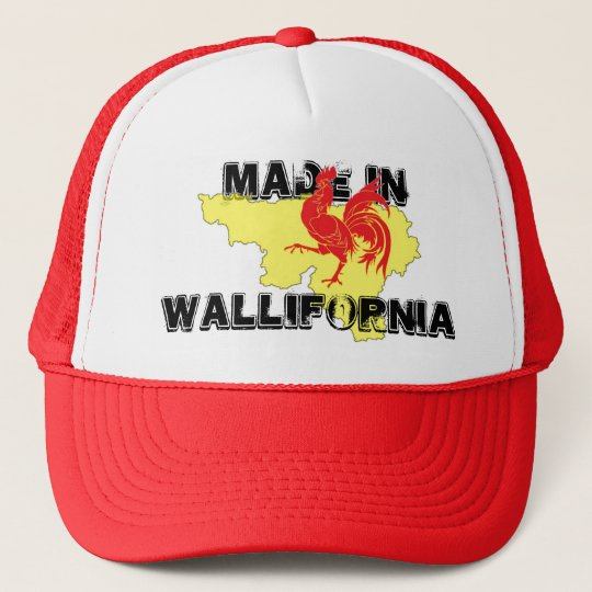 Casquette Made in Wallifornia