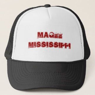 CASQUETTE MAGEE MISSISSIPPI