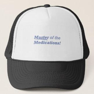 Casquette Maître des médicaments !