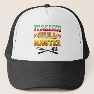 Casquette Maître italien de gril