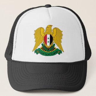 Casquette manteau de la Syrie des bras