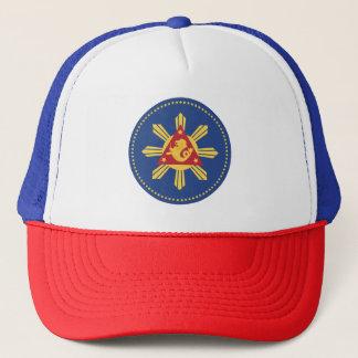 Casquette Manteau des bras du président des Philippines