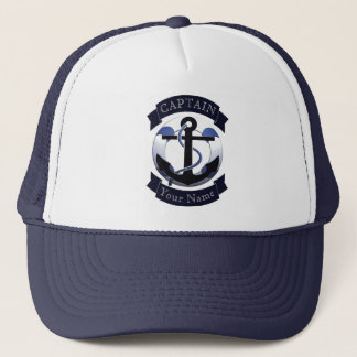 Casquette Marin de capitaine de la marine marchande