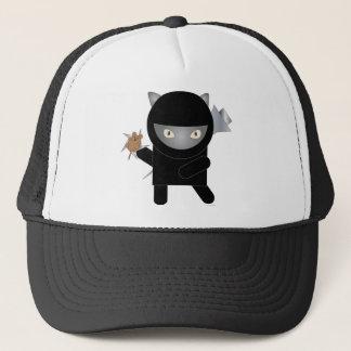 Casquette minou de ninja
