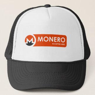 Casquette Monoero Accpeted ici