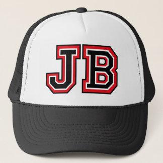"""Casquette Monogramme de """"JB"""""""