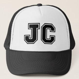 """Casquette Monogramme de """"JC"""""""
