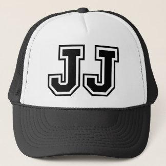 """Casquette Monogramme de """"JJ"""""""