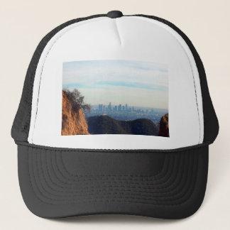 Casquette Montagne encadrée par LA