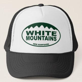 Casquette Montagnes blanches