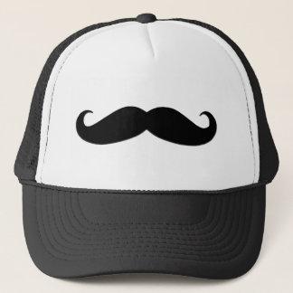 Casquette Moustache noire ou moustache noire pour des