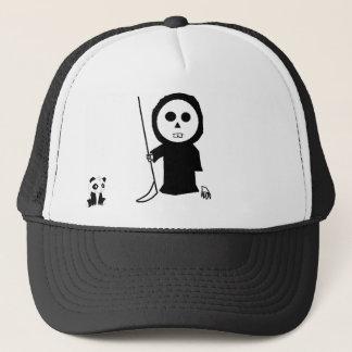 Casquette muet de Reaper de grand panda