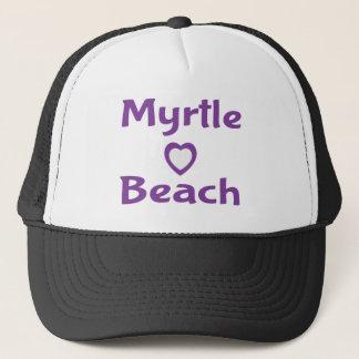 Casquette Myrtle Beach la Caroline du Sud Etats-Unis