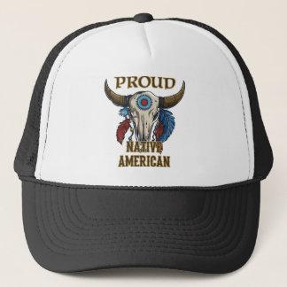 Casquette Natif américain fier