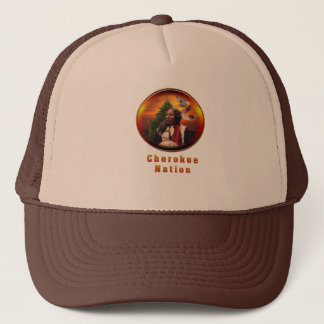 Casquette Nation cherokee