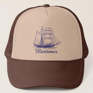 Casquette nautique la Nouvelle-Écosse de