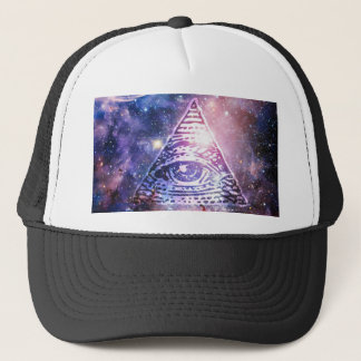 Casquette Nébuleuse d'Illuminati