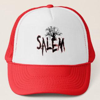 Casquette Noeud coulant d'essai d'arbre de sorcière de Salem