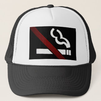 casquette non-fumeurs