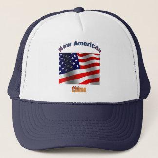 Casquette Nouveau citoyen américain