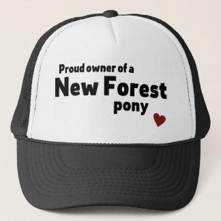 Casquette Nouveau poney de forêt