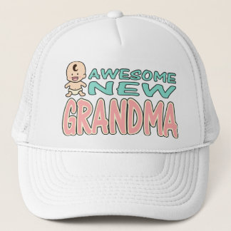 Casquette Nouvelle grand-maman impressionnante