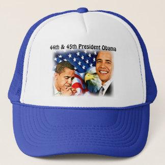 Casquette Obama-44th et quarante-cinquième président du