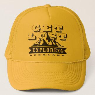 Casquette Obtenez ExploreX4 perdu