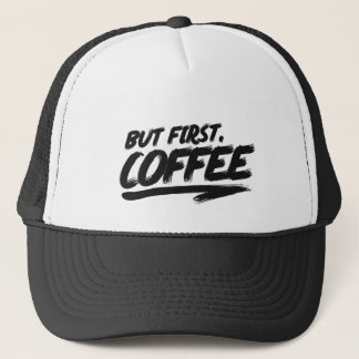 Casquette Ok mais premier café
