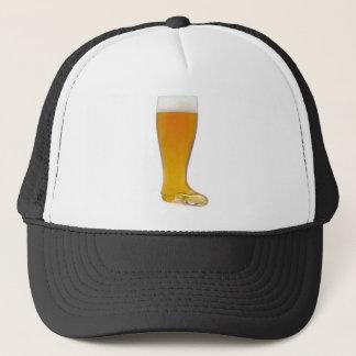 Casquette oktoberfest-verre-bière-botte