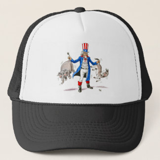 Casquette Oncle Sam 3