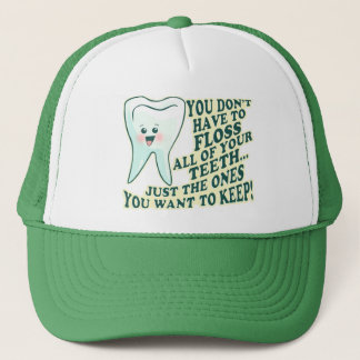 Casquette Orthodontiste d'hygiéniste de dentiste