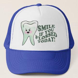 Casquette Orthodontiste d'hygiéniste dentaire de dentiste