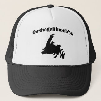 Casquette Owshegettinonbys