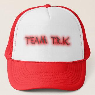 Casquette Paintball de l'équipe T.R.I.C.